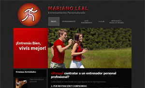 Mariano Leal - Personal Trainer